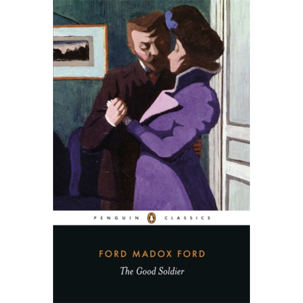 Lunchtime Classics Book Club: The Good Soldier