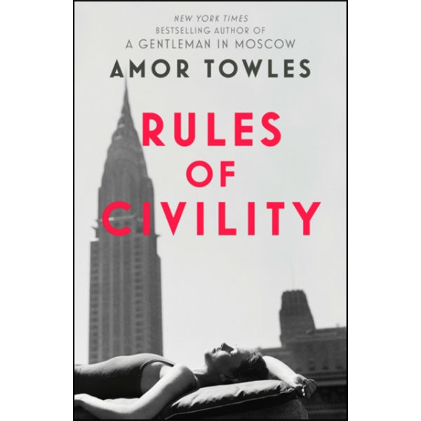 Daylight Book Club: The Rules of Civility