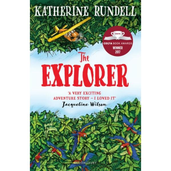 Children's Literature for Grown-Ups: The Explorer