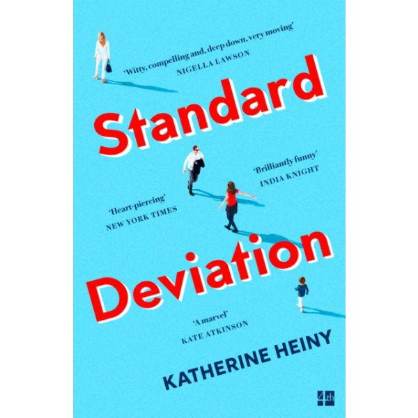 Daylight Book Club 1 September: Standard Deviation