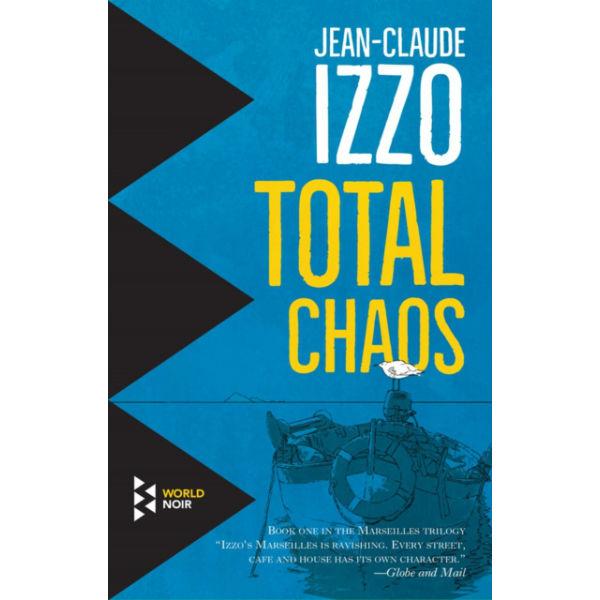 Crime Club August: Total Chaos
