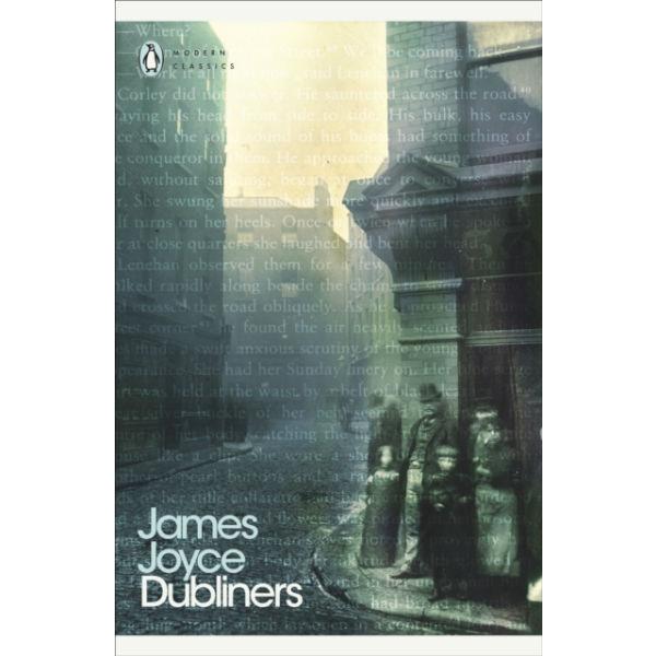 Classics Book Club April: Dubliners