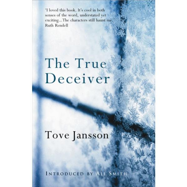 Friday Daylight Book Club November: The True Deceiver