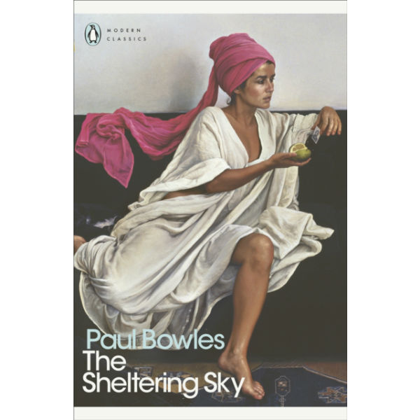 Classics Book Club March- The Sheltering Sky