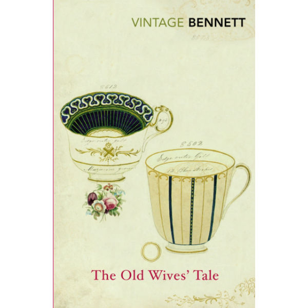 Classics Book Club April- The Old Wive's Tale